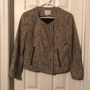 Zip up blazer/jacket